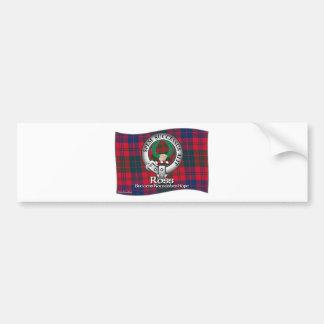 Ross Clan Mug Bumper Sticker