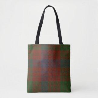 Ross Clan Tartan Tote Bag