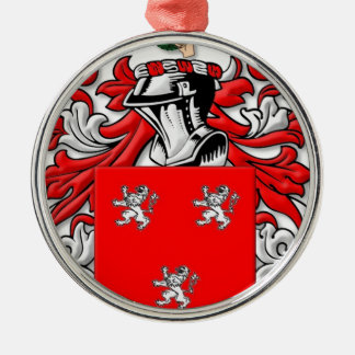 Ross Coat of Arms Ornament