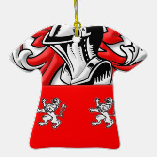 Ross Coat of Arms Christmas Tree Ornaments