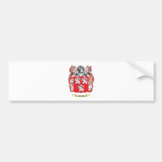 Ross Coat of Arms (Family Crest) Bumper Sticker