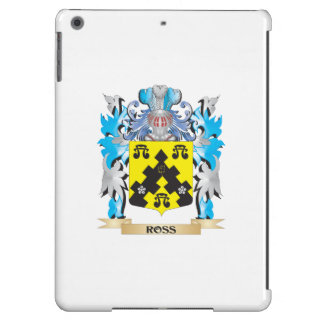 Ross- Coat of Arms - Family Crest Case For iPad Air