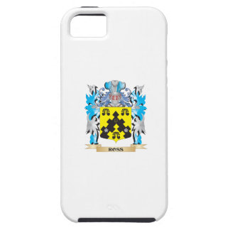 Ross- Coat of Arms - Family Crest iPhone 5 Case