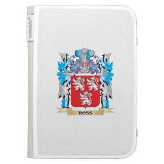 Ross Coat of Arms - Family Crest Kindle 3G Cover