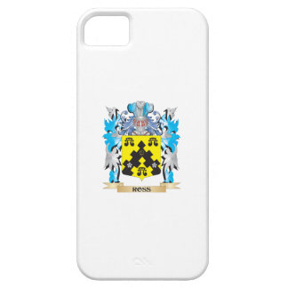 Ross- Coat of Arms - Family Crest iPhone 5 Cases