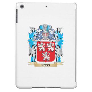 Ross Coat of Arms - Family Crest Case For iPad Air