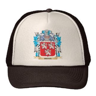 Ross Coat of Arms - Family Crest Trucker Hat