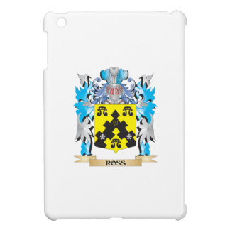 Ross- Coat of Arms - Family Crest Cover For The iPad Mini