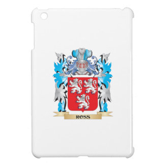 Ross Coat of Arms - Family Crest iPad Mini Cases