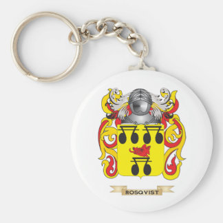Ross Coat of Arms Family Crest Key Chains