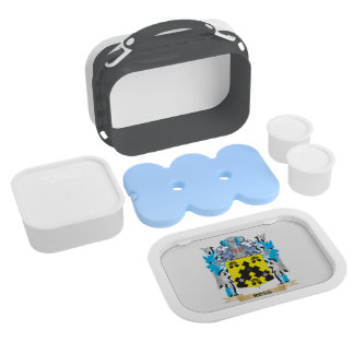 Ross- Coat of Arms - Family Crest Yubo Lunch Box