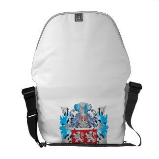 Ross Coat of Arms - Family Crest Messenger Bag