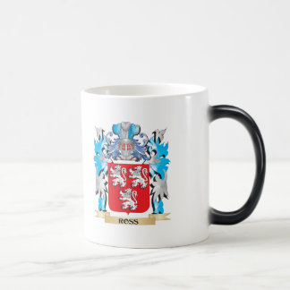 Ross Coat of Arms - Family Crest Coffee Mug