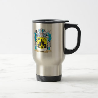 Ross- Coat of Arms - Family Crest Mugs