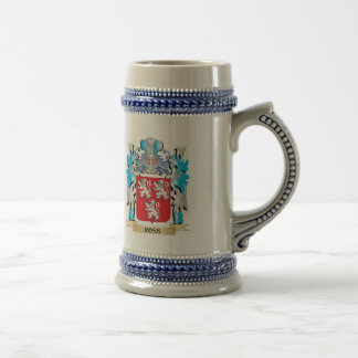 Ross Coat of Arms - Family Crest Coffee Mugs