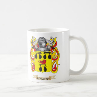 Ross Coat of Arms Family Crest Mug