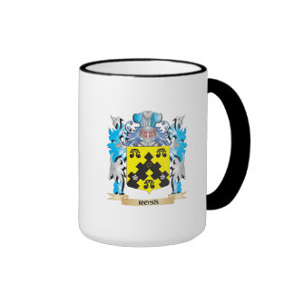 Ross- Coat of Arms - Family Crest Coffee Mug