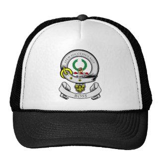 ROSS Coat of Arms Trucker Hat