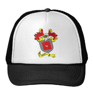 ROSS Coat of Arms Trucker Hats