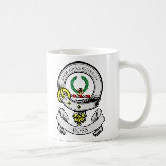 ROSS Coat of Arms Mugs