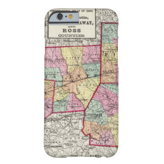 Ross Counties Barely There iPhone 6 Case