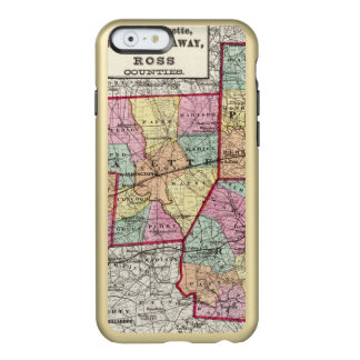 Ross Counties Incipio Feather® Shine iPhone 6 Case