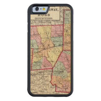 Ross Counties Maple iPhone 6 Bumper