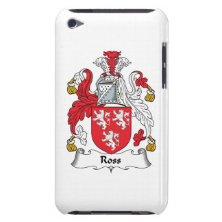 Ross Family Crest Barely There iPod Cover