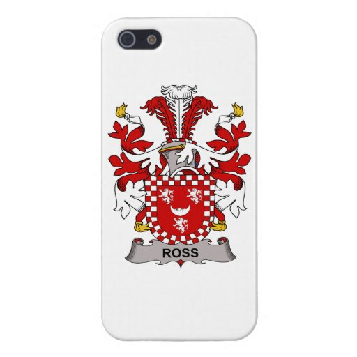 Ross Family Crest iPhone 5 Covers