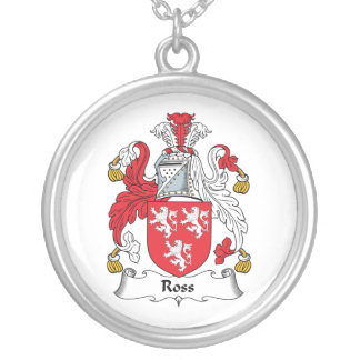 Ross Family Crest Necklace