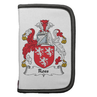 Ross Family Crest Planners