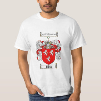 Ross Family Crest - Ross Coat of Arms T-Shirt