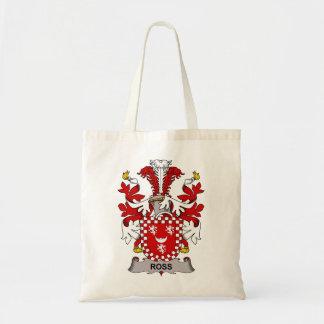 Ross Family Crest Bags