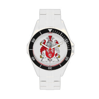 Ross Family Crest Watches