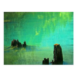 ross-lake-553 postcard