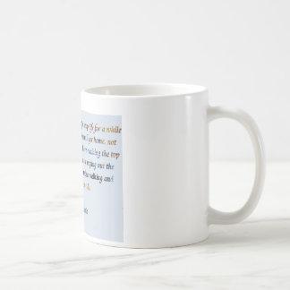 Ross Poldark Basic White Mug