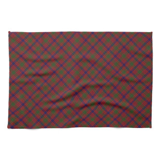 Ross Scottish Clan Tartan Design Hand Towel