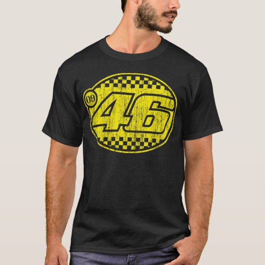 Rossi '09 (vintage yellow) T-Shirt