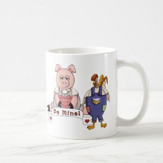 Roster Love Basic White Mug