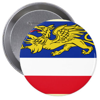 Rostock, Germany Pinback Button