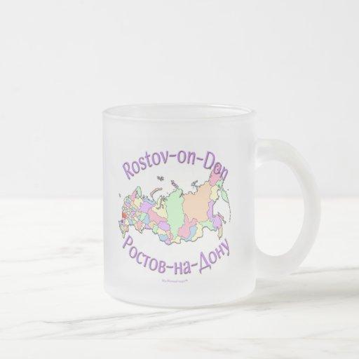 Rostov-on-Don Russia Coffee Mug