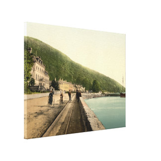 Rostrevor County Down Northern Ireland Gallery Wrapped Canvas