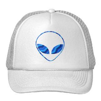 Roswell Alien Baseball Cap Mesh Hats