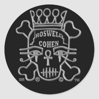 Roswell Cohen Sticker
