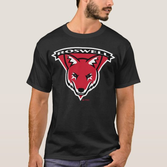Roswell Coyotes Logo T-Shirt - Customised