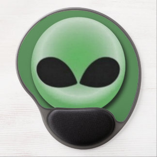 Roswell jokes gel mouse pad