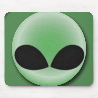 Roswell jokes mouse pad