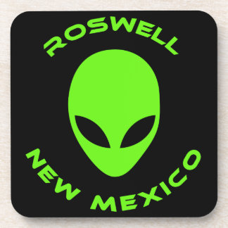 Roswell New Mexico Drink Coasters