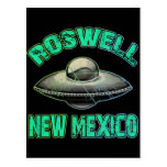 Roswell, New Mexico Postcard