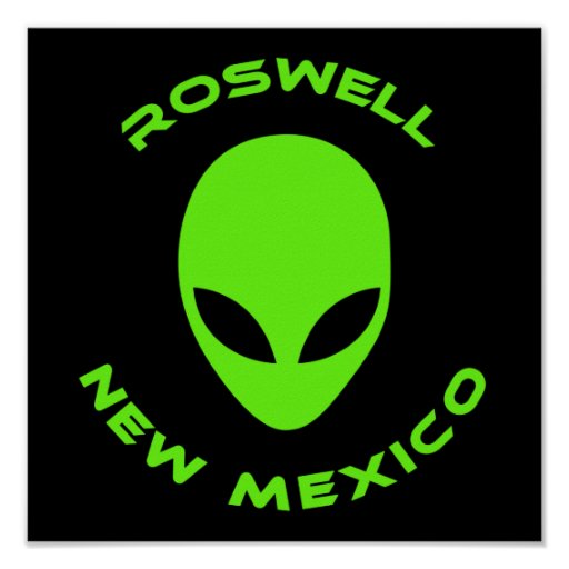Roswell, New Mexico Print